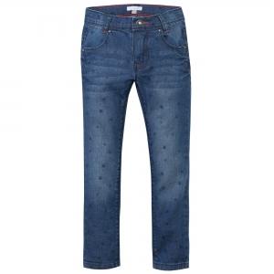 Denim Slim Trousers 9G22016