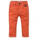 Jeans in orange